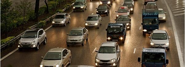 Kø-kørsel er frustrerende og stjæler tid