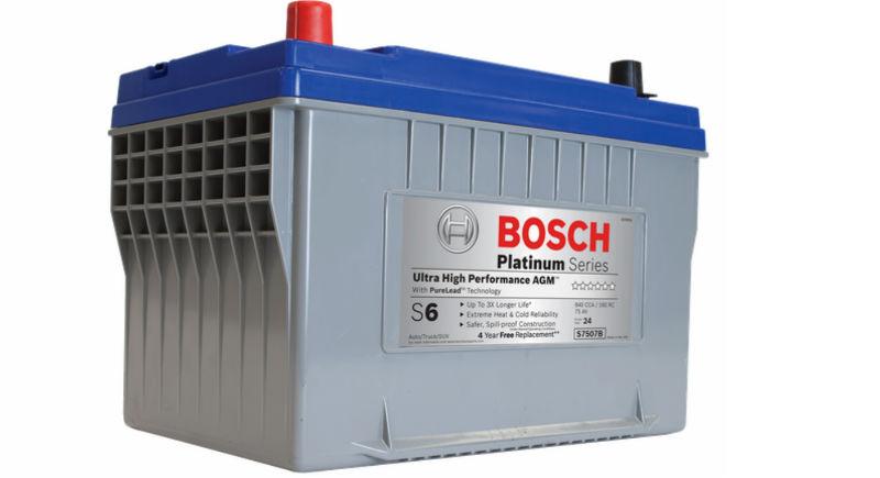 Infos zu Autobatterien von Bosch