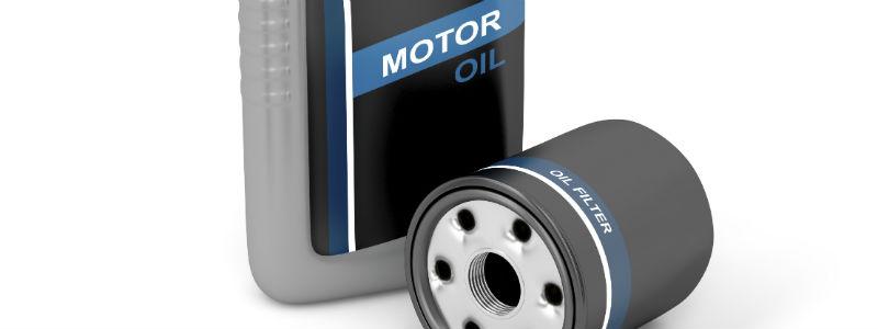 Motorolie og oliefilter