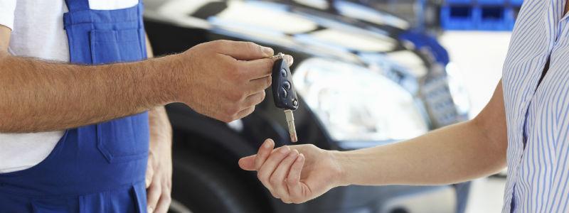 Hvordan foregår et bilservice