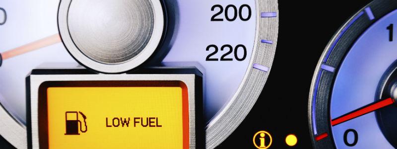 So sparst du Kraftstoff!