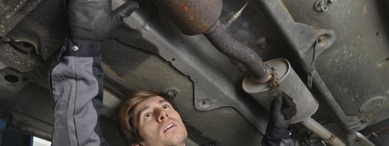 So erkennst du Probleme mit der Abgasanlage