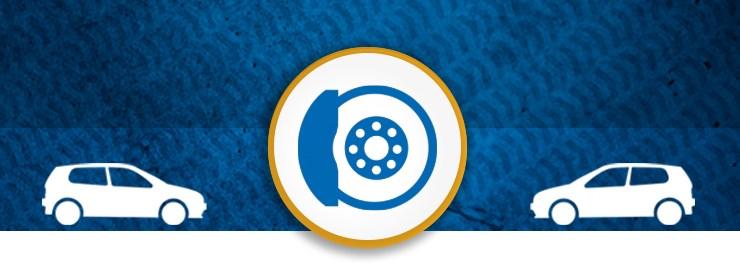 Pris på bremsetjek, bremseskifte eller bremsereparation