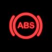 So ist das ABS in den meisten Autos abgebildet