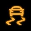 So ist das ESP in den meisten Autos abgebildet