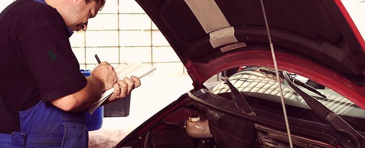 Service på din bil - behold garantien