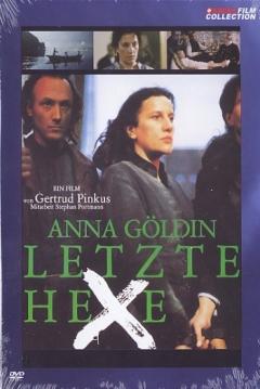 Poster Anna Göldin, La Última Bruja