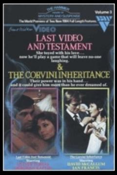 Poster Último Vídeo y Testamento