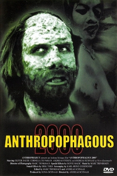 Poster Antropophagus 2000