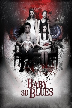 Poster Baby Blues (2013)