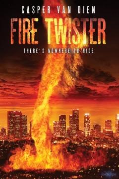 Poster Tornado de Fuego