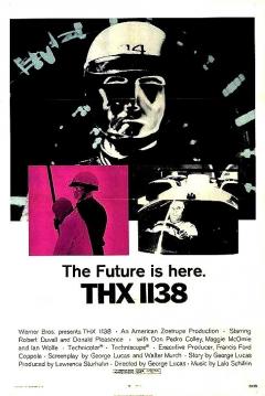 Poster THX 1138