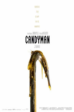 Poster Candyman (Remake)