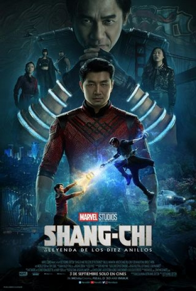 Ficha Shang-Chi y la leyenda de los diez anillos