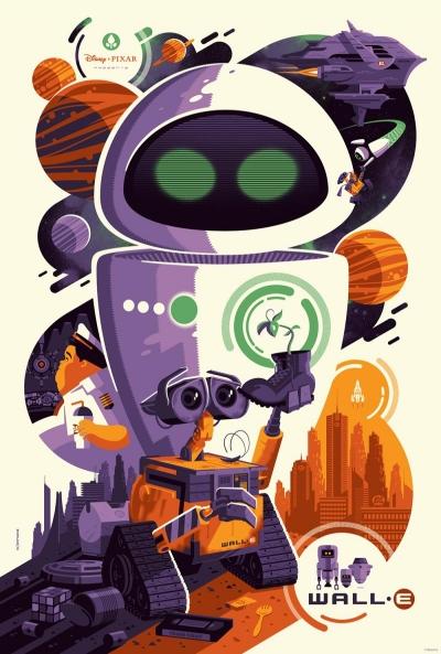 Poster WALL·E: Batallón de Limpieza 2