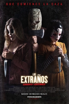 Poster Los Extraños 2: Cacería Nocturna