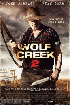 Poster Wolf Creek 2