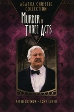 Poster Tragedia en Tres Actos