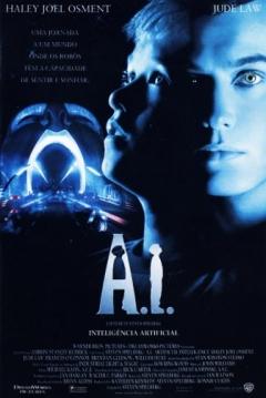 Poster I.A. Inteligencia Artificial