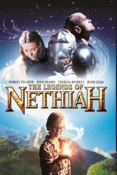Poster The Legends of Nethiah