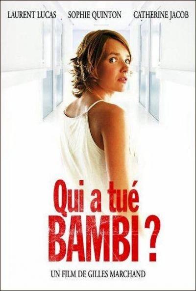 Poster ¿Quién Mató a Bambi?