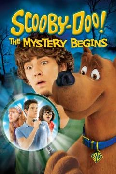 Poster Scooby-Doo! Comienza el Misterio