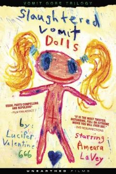 Poster Slaughtered Vomit Dolls