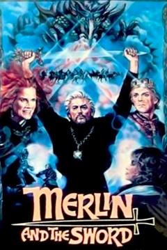 Poster Merlín y la Espada