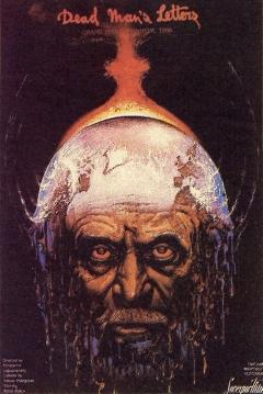 Poster Cartas de un Hombre Muerto