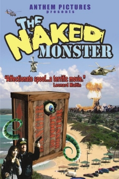 Poster The Naked Monster
