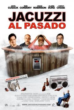 Poster Jacuzzi al Pasado