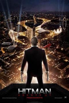 Poster Hitman: Agente 47 (Reboot)