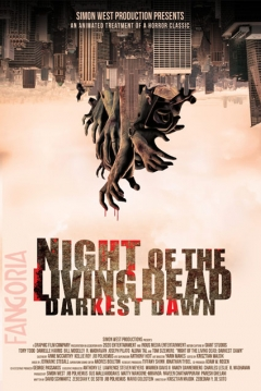 Poster Night of the Living Dead: Darkest Dawn