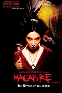Poster Macabre