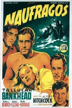 Poster Náufragos