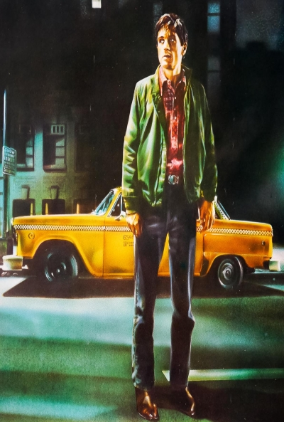 Poster Taxi Driver 2