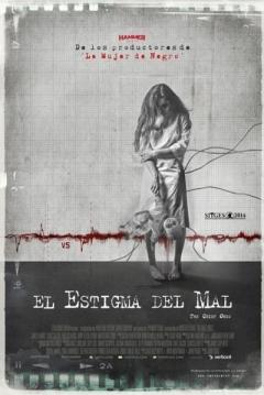 Poster El Estigma del Mal