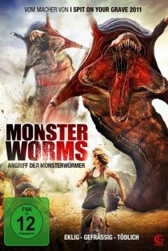 Poster Larvas Asesinas