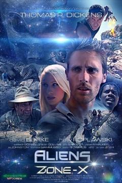 Poster Aliens: Zone-X