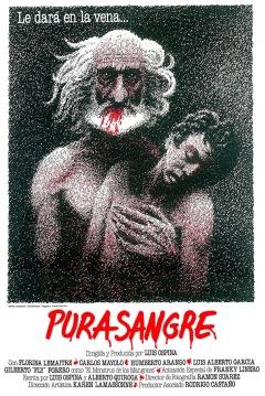 Poster Pura Sangre