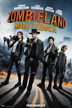 Poster Zombieland 2: Mata y Remata