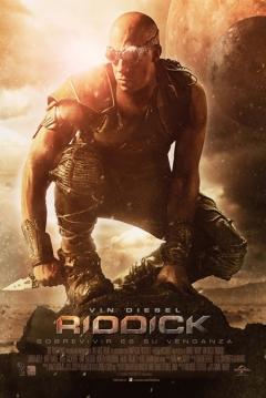 Poster Riddick (Las Crónicas de Riddick 3)