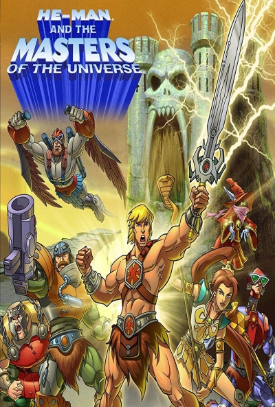 Poster He-Man and the Masters of the Universe: The Beginning