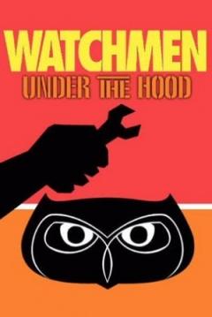 Poster Watchmen: Bajo la Máscara