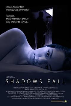 Poster Shadows Fall