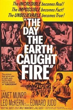 Ficha El Día Que La Tierra Ardió