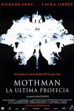 Poster Mothman: La Última Profecía