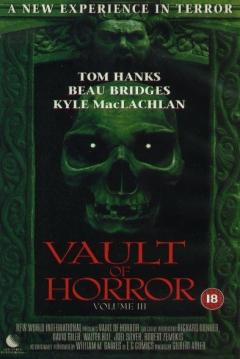 Poster Vault Of Horror I