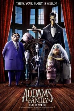 Poster La Familia Addams