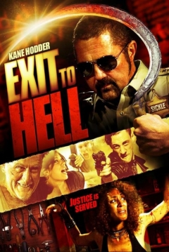 Poster Exit to Hell